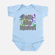 Feliz Ano Nuevo Kids Shirt Body Suit