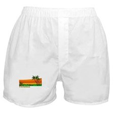 Catalina Island, California Boxer Shorts