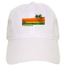 Catalina Island, California Baseball Cap