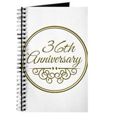 36th Anniversary Journal