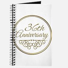 36th Anniversary Journal