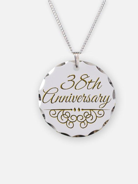 38Th Wedding Anniversary 38th Wedding Anniversary Jewelry