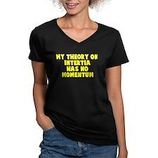 My theory on inertia Shirt