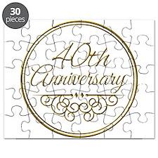 40th Anniversary Puzzle