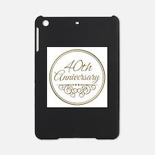 40th Anniversary iPad Mini Case