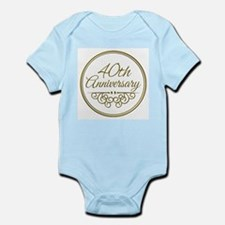 40th Anniversary Body Suit