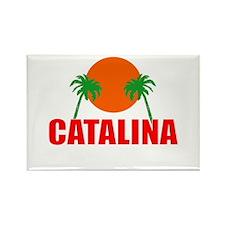 Catalina Island, California Rectangle Magnet