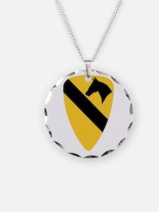 1St Calvalry Necklace