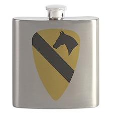 1st Calvalry Flask