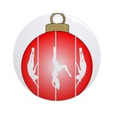 Pole fitness Ornaments