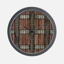 Medieval Chest Wall Clock