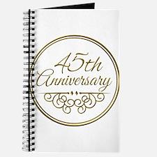 45th Anniversary Journal