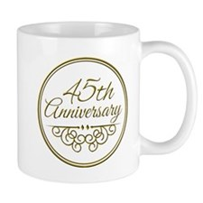 45th Anniversary Mugs