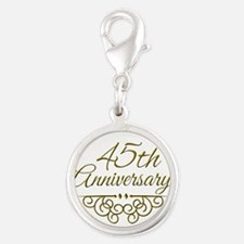 45th Anniversary Charms
