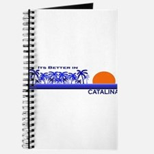 Its Better in Catalina Island Journal