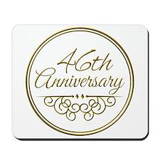 46th Anniversary Mousepad