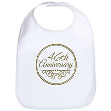 46th Anniversary Bib