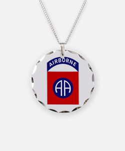 82nd Airborne Necklace