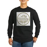 47th wedding anniversary Long Sleeve T-shirts (Dark)