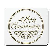 48th Anniversary Mousepad