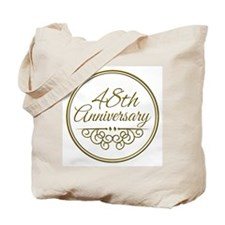 48th Anniversary Tote Bag