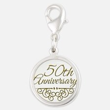 50th Anniversary Charms