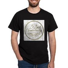 52nd Anniversary T-Shirt