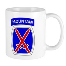 10th Mountain Mug Mugs