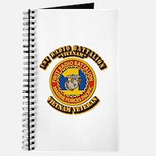 USMC - 1st Radio Battalion Journal