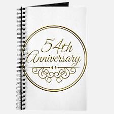 54th Anniversary Journal
