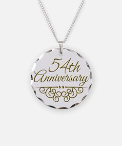 54th Anniversary Necklace