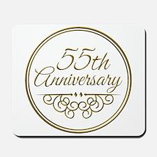 55th Anniversary Mousepad