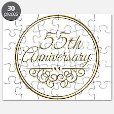 55th Anniversary Puzzle
