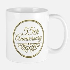 55th Anniversary Mugs