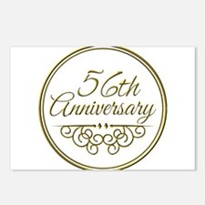 56th Anniversary Postcards (Package of 8)