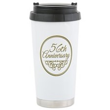 56th Anniversary Travel Mug