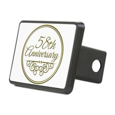 58th Anniversary Hitch Cover