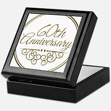 60th Anniversary Keepsake Box