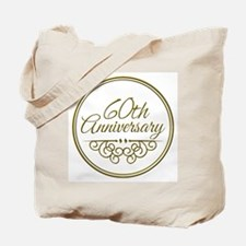 60th Anniversary Tote Bag