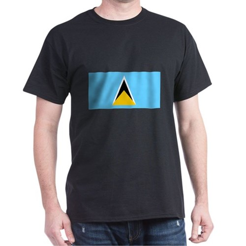 APPAREL-SAINT LUCIA T-Shirt