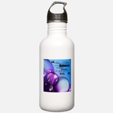 Blissful Bubbles Water Bottle