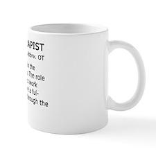 Occupational Therapist Term Mug