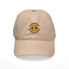 USMC - 1st Radio Battalion With text Baseball Cap