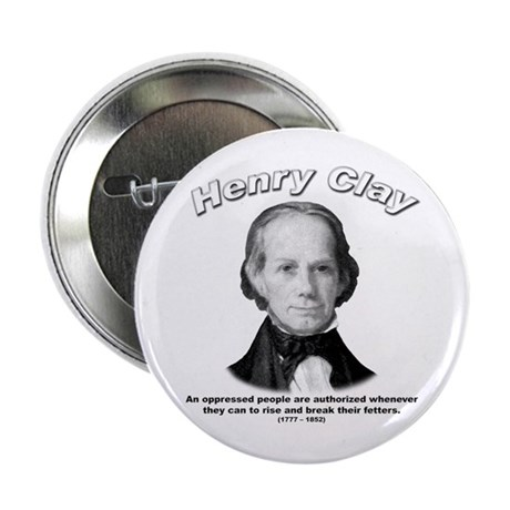 Henry Clay 01 Button