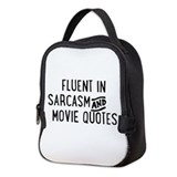 Geek Neoprene Lunch Bag