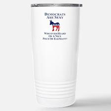 Democrats Are Sexy Travel Mug