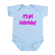It's My Unbirthday! Infant Bodysuit