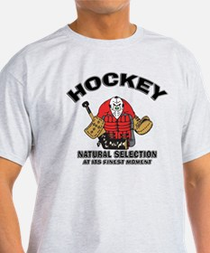 Hockey Goalie T-Shirt