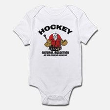 Hockey Goalie Infant Bodysuit