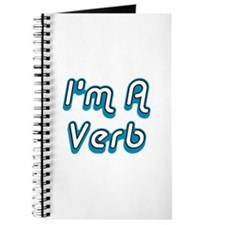 I'm A Verb Journal
